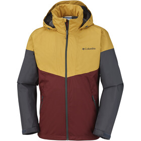Columbia Inner Limits Jacket Men yellow/red